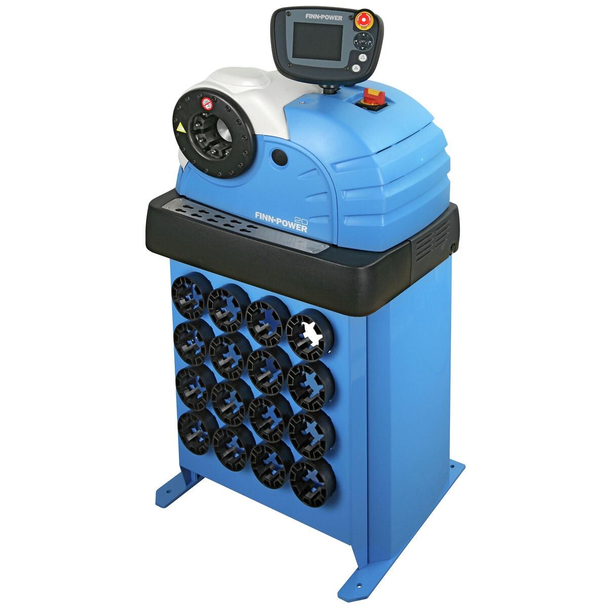 HOSE GRIMPING MACHINE 20 HOSE MAX 1 1/2 3KW 3-PH