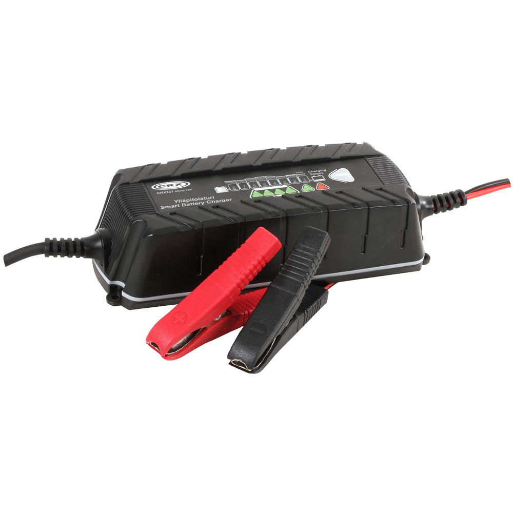 Smart Battery Charger 6 12v 08 40a Ip65 Crx Crx321 Ikh 6v Circuit Constant Current Lead
