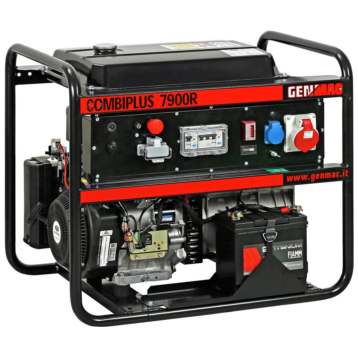 GENERATOR COMBIPLUS 59 KW 7900RE AVR PRE SETT GAS GE7900RE
