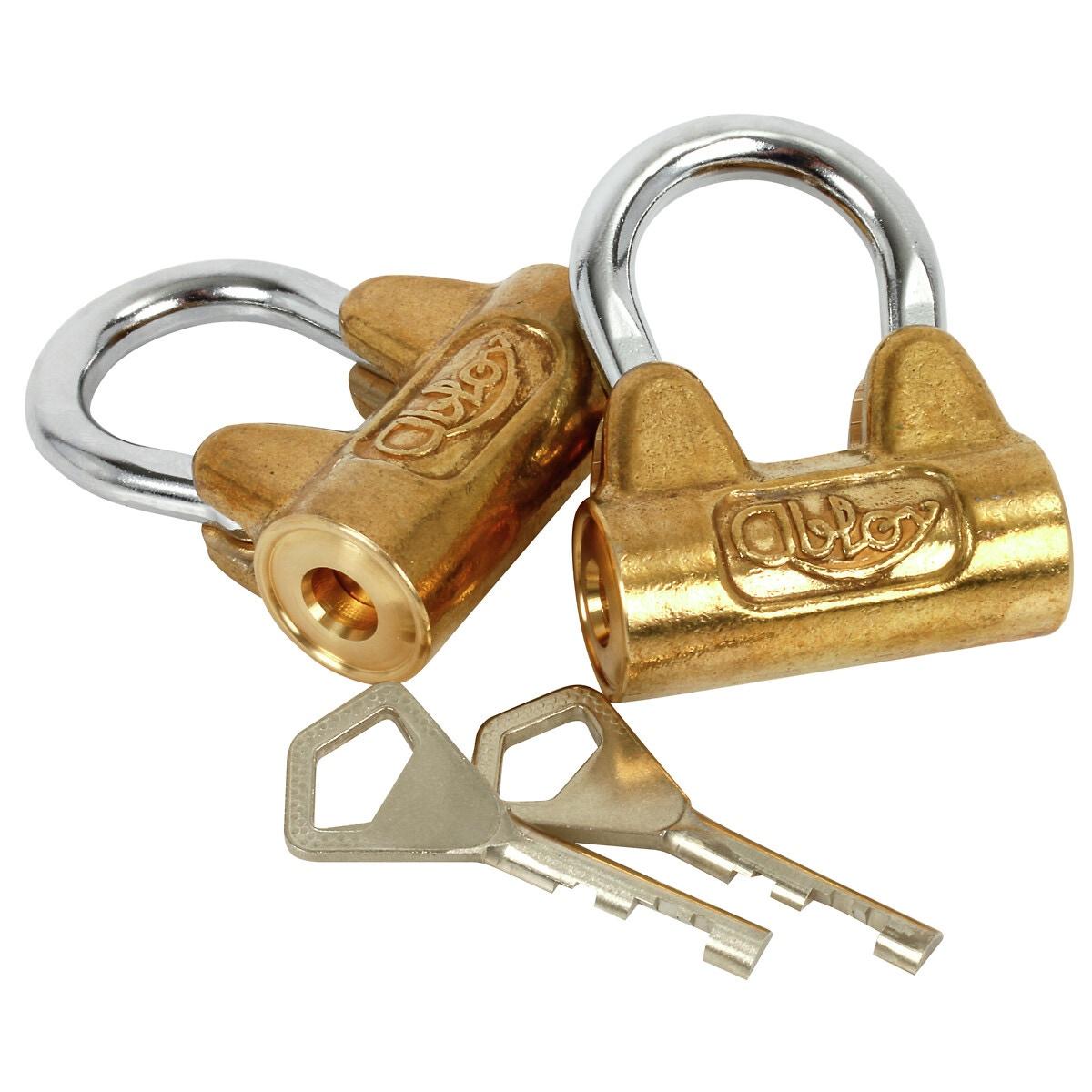 padlock 35mm 2pcs abloy classic 3022 he3022 ikh