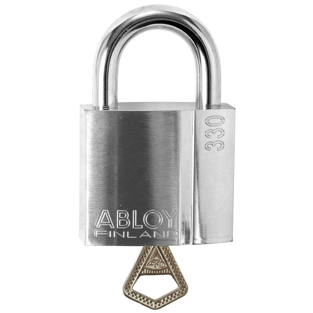 padlock 25mm abloy classic 330 he3300 ikh