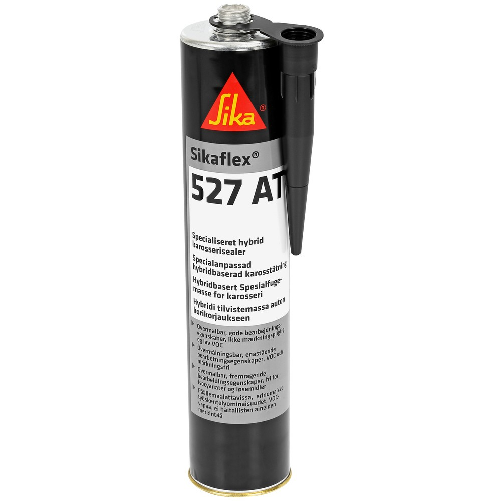 ADHENSIVE/SEALANT STP BLACK 300ML SIKAFLEX 527