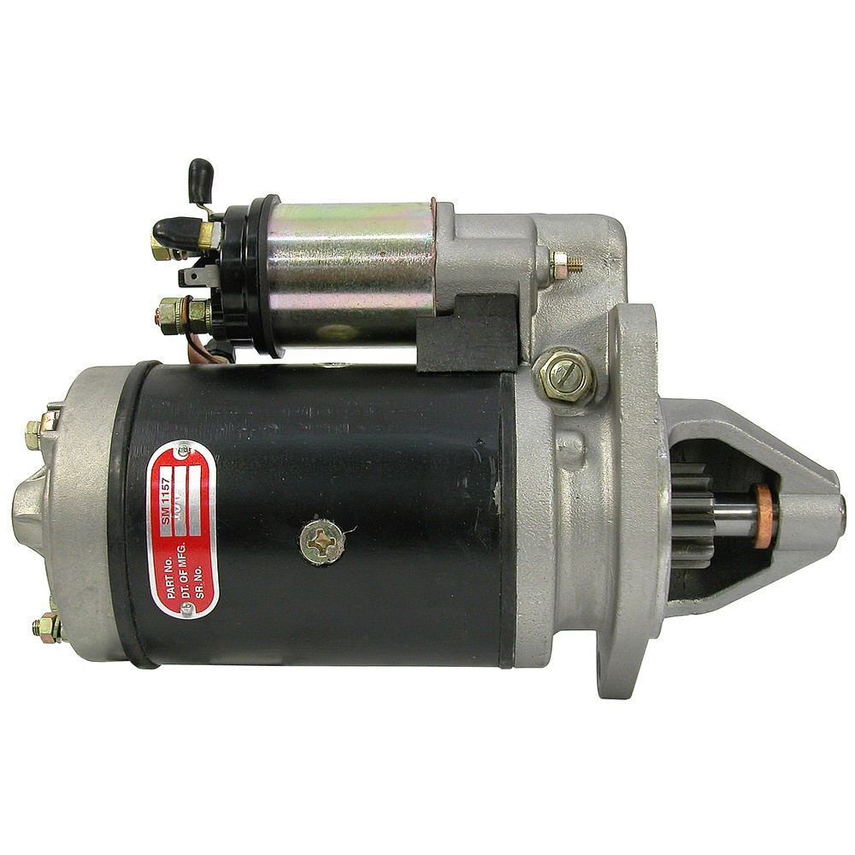 STARTER LUCAS DB,FE35 4-CYLIN