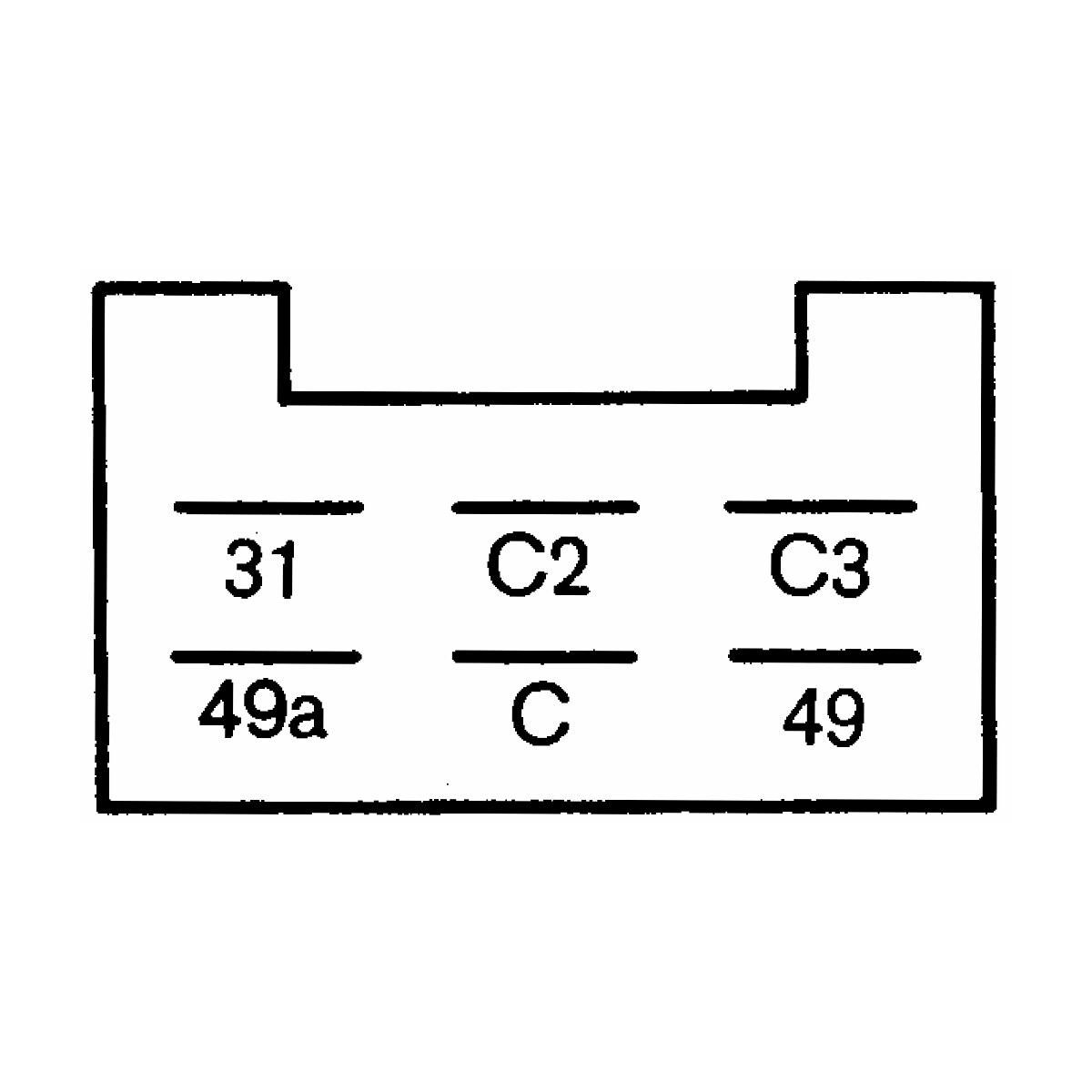 Flashing Relay Mf Ford Fiat Ih Jd Val St0260 Ikh 1130 Wiring Diagram