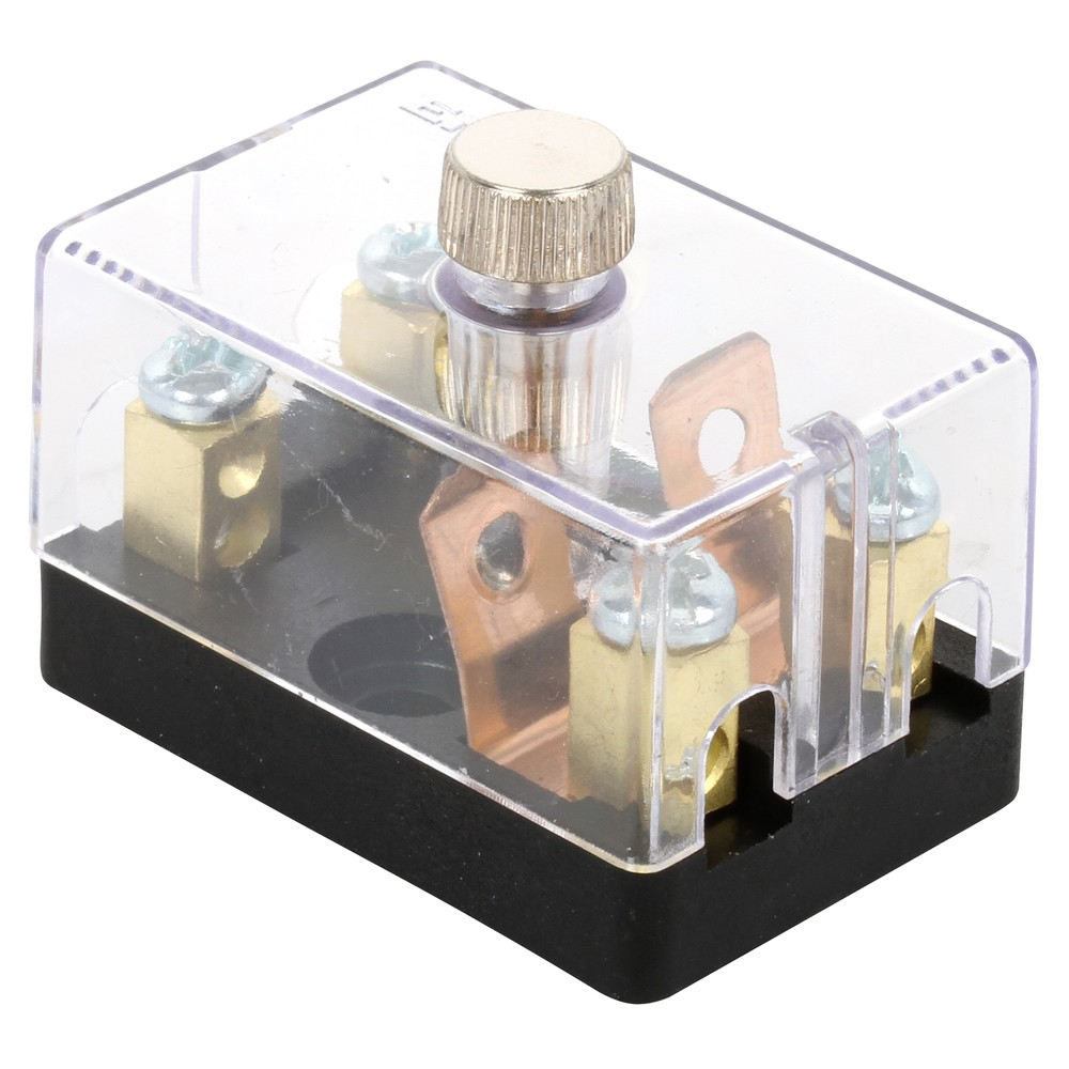 FUSE BOX 2-PART CERA/SCREW (ST100031)