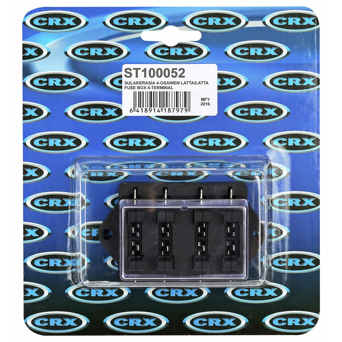 fuse box 4-terminal (st100052)