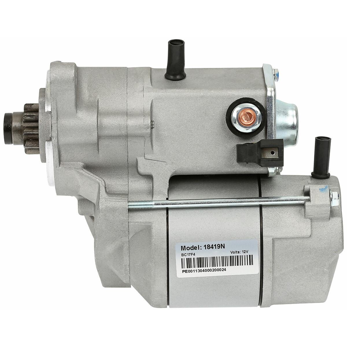 starter motor kubota d902 d905 d1105 v1505 (st18419n)