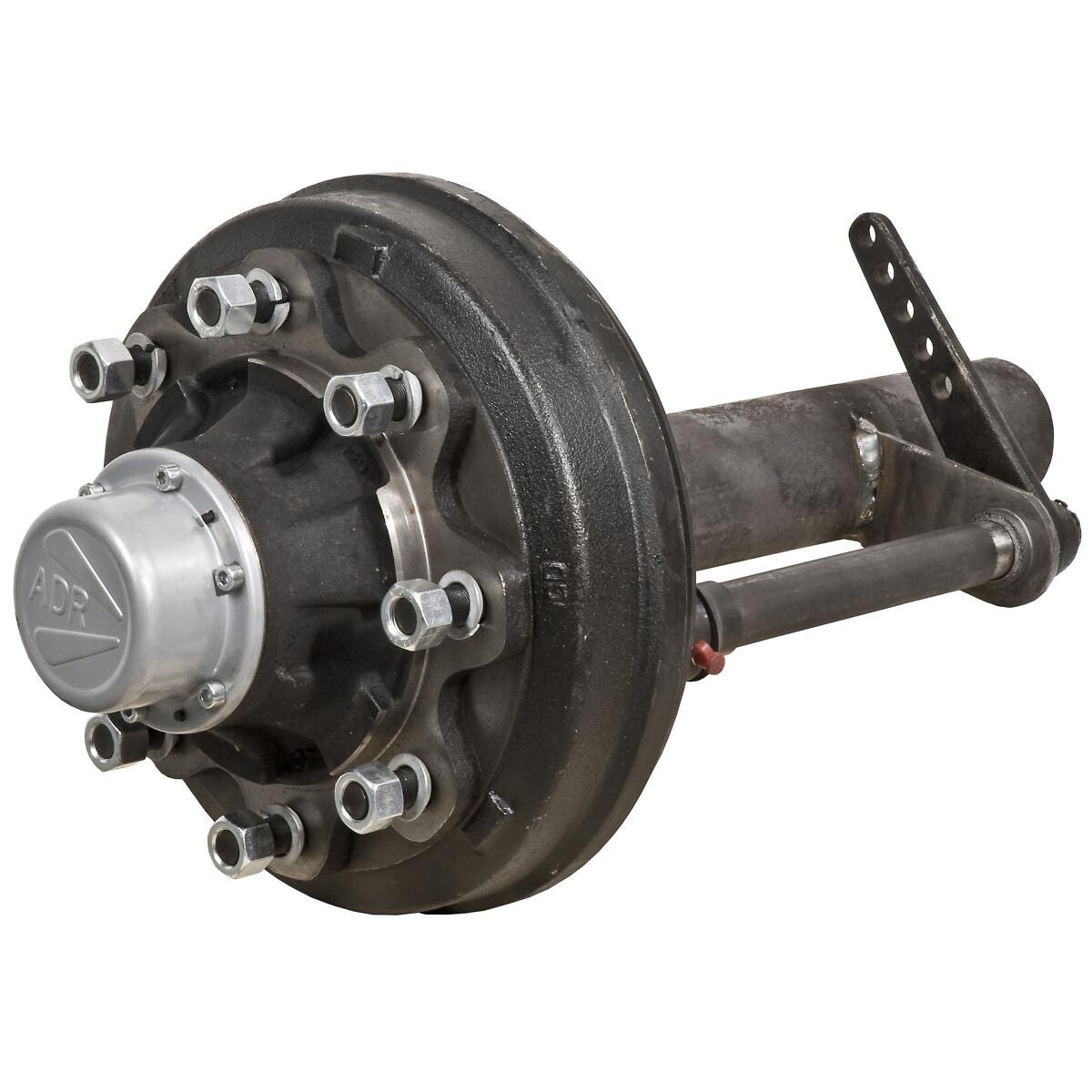 Stub Axle 90mm 8 Bwith Brake T0991j Ikh Disc Diagram For Pinterest