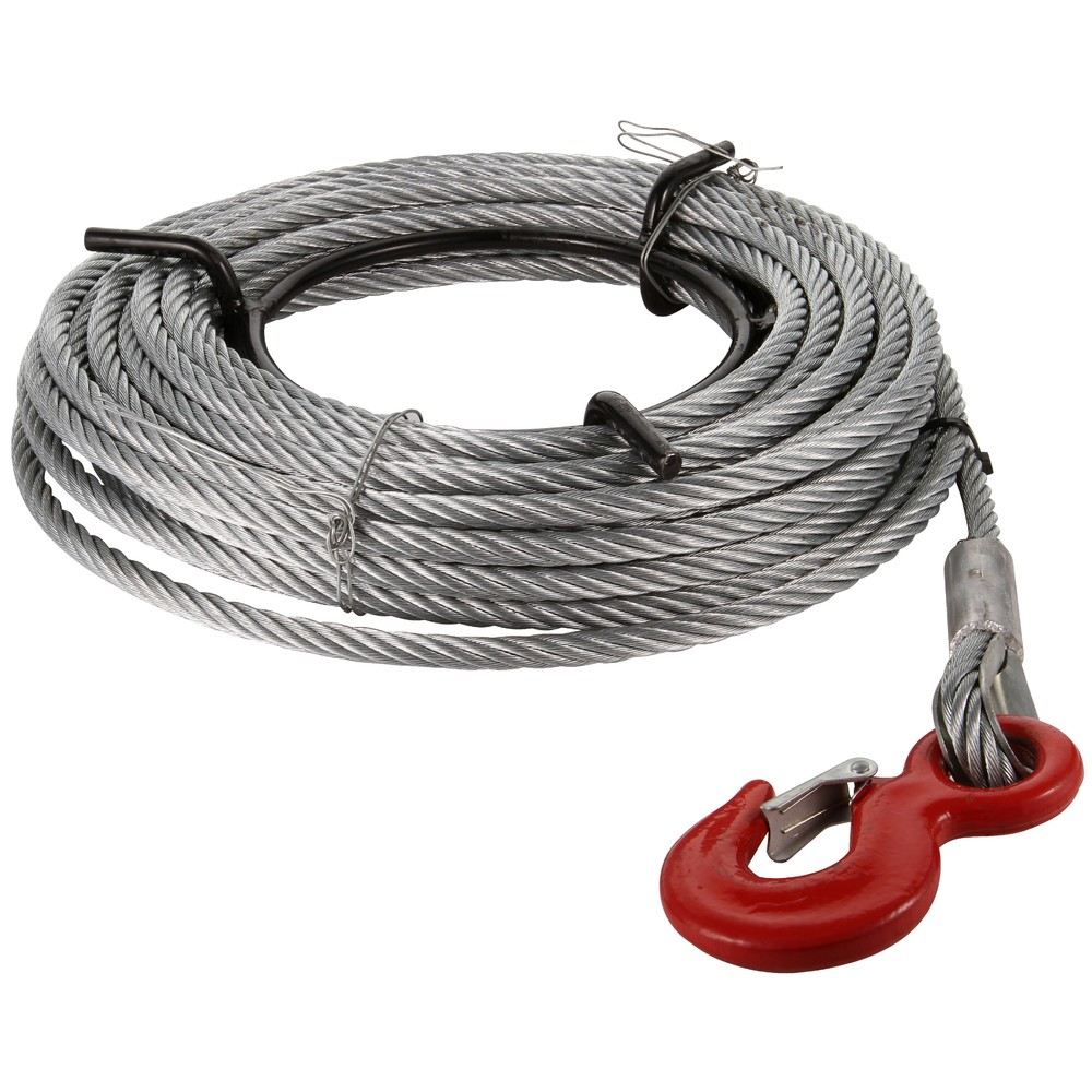 PULLING HOIST SPARE WIRE 1,6T/20M W HOOK TK1600-1 - IKH
