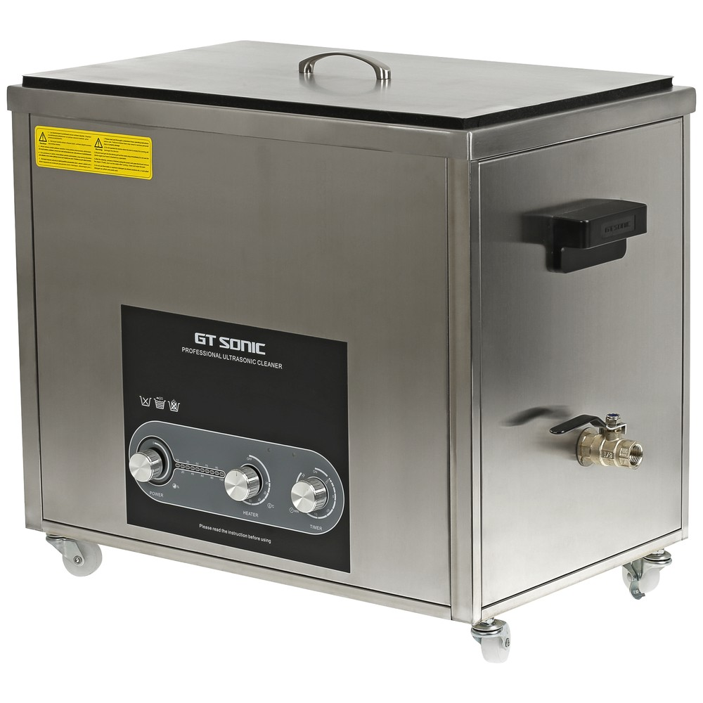 ULTRASONIC CLEANER 36L IND  STAINLESS STEEL