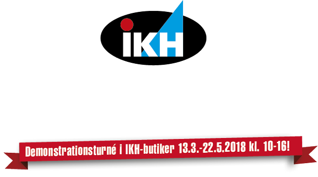 IKH On The ROAD!